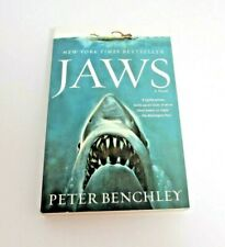 Jaws : A Novel by Peter Benchley (English) Paperback