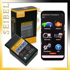 OBD2 Scanner KFZ Auto Bluetooth Diagnosegerät IOS Handy ADAPTER für Fiat