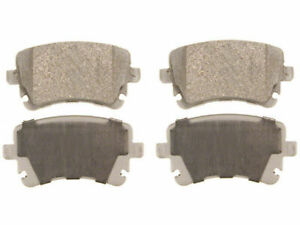 For 2004-2006 Volkswagen Phaeton Brake Pad Set Rear Wagner 41932BT 2005