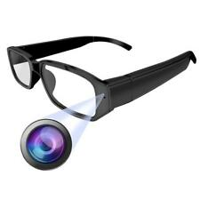 HD Spy Camera Glasses 1080P Hidden Eyeglass Sunglasses Cam Eyewear DV DVR Pop