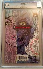 I, Zombie #1 CGC 9.6 (Vertigo) - 1st print - Mike Allred Cover - Free Shipping