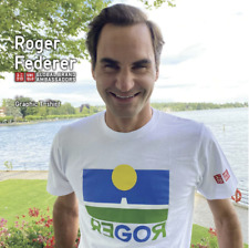Roger Federer limited USA only Uniqlo T-shirts / ship from L.A.