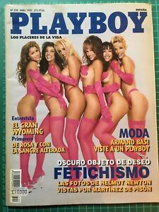PLAYBOY n 220 1997 Ediz. Spagnola - Miss Aprile Jennifer MIRIAM - Buono