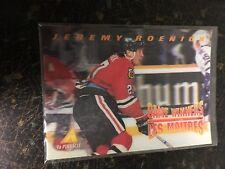 1996 PINNACLE HOCKEY JEREMY ROENICK MCDONALD'S CARD MCD-016 CHICAGO BLACKHAWKS