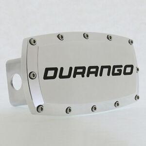 Dodge Durango Hitch Cover (Chrome)