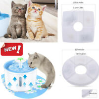 4pcs Pet Cat Water Fountain Filters Drinker Dispenser Flower Replacement Filters