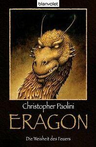 Eragon: Die Weisheit des Feuers von Paolini, Christopher | Buch | Zustand gut