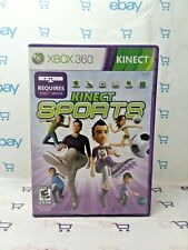 New listing Kinect Sports  Xbox 360 Video Game FREE SHIPPING