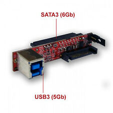 USB 3.0 To SATA3 (6Gb) Bridge Board Direct Connect