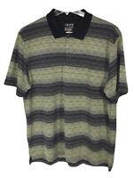 Izod Men's XXL Golf Classix Elite Cool-FX Multicolor Polyester Polo Shirt