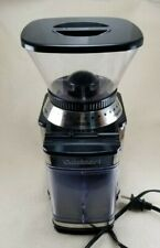 Vintage Cuisinart Coffee Bean Supreme Grind Automatic Burr Mill Grinder CCM-16PC