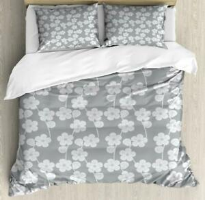 Retro Geometry Duvet Cover Set Twin Queen King Sizes with Pillow Shams