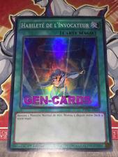 Carte Yu Gi Oh HABILITE DE L'INVOCATEUR PEVO-FR040
