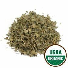 Starwest Botanicals Organic Mullein Leaf Cut Verbascum Thapsus1 lb