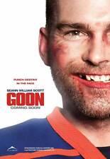 GOON Movie MINI Promo POSTER Canadian B Jay Baruchel Alison Pill Liev Schreiber