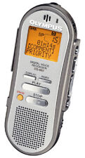 Olympus DS-660 Voice Recorder Profesional Silver