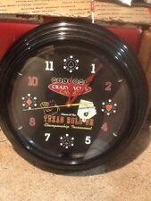Texas Hold em Championship Tournament Crazy Jacks Casino Neon Wall Clock