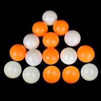 150/300x Balle de Tennis de Table / Ping Pong Accessoire Blanc / Orange