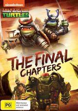 The Teenage Mutant Ninja Turtles - Final Chapters