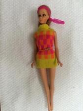 Walking Jamie Barbie Doll Mattel Vintage Sears Exclusive Working Condition 1967