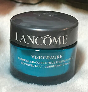 Lancome Visonnaire Advanced Multi-Correcting Cream Travel Size 0.5 Oz