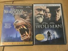 Werewolf Double Feature: An American Werewolf in London + The Wolfman Ships Fast