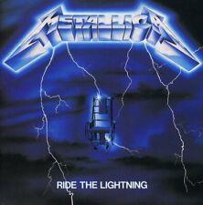 Metallica : Ride the Lightning Heavy Metal 1 Disc CD