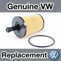 Genuine Volkswagen Touran (1T) 1.9TDi, 2.0TDi (03-10) Oil Filter