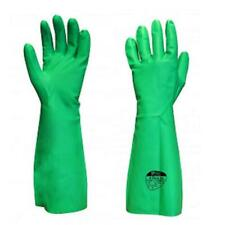 Polyco N Dura Extra Long Sleeve Waterproof Nitrile Rubber Gloves Food Safe