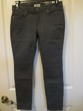 NWT - SONOMA Good For Life gray Mid-Rise Skinny jeans - sz 10P - MSRP $44.00