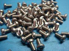 (250) AGILENT 0515-0680 M3 X 0.5 X 6MM TORX T10 PAN HEAD MACHINE SCREW