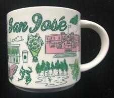 Starbucks Mugs, BEEN THERE SERIES, Costa Rica and San Juan, Global Mugs Lot Of 2