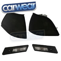 BMW E36 3-SERIES 2DR COUPE 92-98 SMOKE FRONT SIDE INDICATOR KIT 325i 328i M3