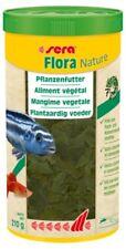 sera Flora Nature 1000ml natürliches Pflanzenfutter für Zierfische