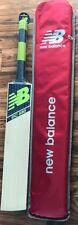 New Balance DC580 English Willow Cricket Bat S/H - NEW STOCK-FREE SHIPPING