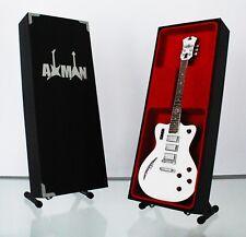 Bill Nelson (Be-Bop Deluxe) - Eastwood Astroluxe Cadet: Guitar Replica Miniature