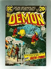 Demon #2  DC Comics 1972 Kirby