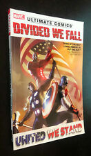 ULTIMATE COMICS Divided We Fall United We Stand TPB -- OOP