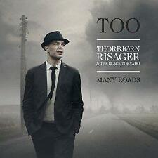 Thorbjørn Risager And The Black Tornado - Too Many Roads (NEW CD)