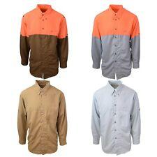 Beretta Men's Performance Hunting Gear TM Tech L/S Woven Shirt (Retail $95)