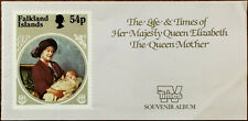 The Life & Times of Her Majesty Queen Elizabeth The Queen Mother TV Times Album