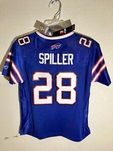 Reebok Women's Premier NFL Jersey Buffalo Bills C.J. Spiller Blue sz 2XL