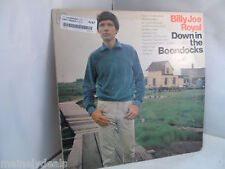 Down In The Boondocks by Billy Joe Royal Vinyl Record Tested!