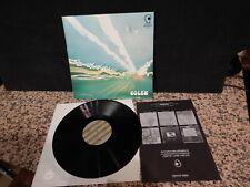 Sand  – Golem 1974 -  Delta-Acustic – 25-128-1  -  LP - EX