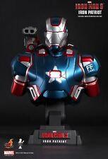 Hot Toys 1/4 HTB12 - Iron Man 3: Iron Patriot Bust