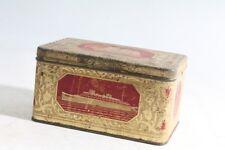 BEAU ANCIENNE BOITE DE CONSERVE Boîte à café Torréfaction Bremen D collector