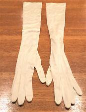 🔥 MARILYN MONROE Worn Used Owned White Opera Gloves Provenance Letter LOA COA