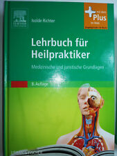 Lehrbuch für Heilpraktiker 8. Auflage l Neuwertig l Mit Elsevier Zugangscode