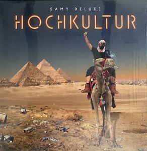 Vinyl HOCHKULTUR Samy Deluxe Vinyl  2LP NEU Album 2019