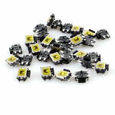 30 Pcs 5x4x15mm 4 Pin Momentary Push Button Mini Smd Smt Tactile Tact Switch